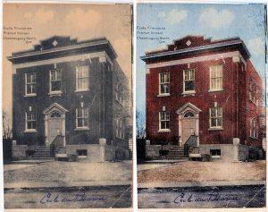 Model School in 1920