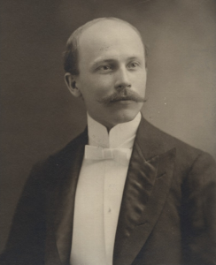 Albert Laberge - Anna Laberge's brother