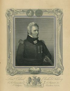 Charles-Michel d'Irumberry deSalaberry