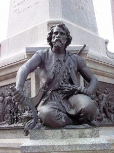 Charles LeMoyne - Maisonneuve Monument