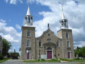 façade de l'église Saint-Joachim