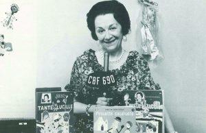 Lucille Desparois