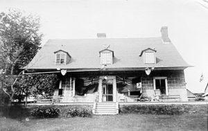 Maison LePailleur in 1935