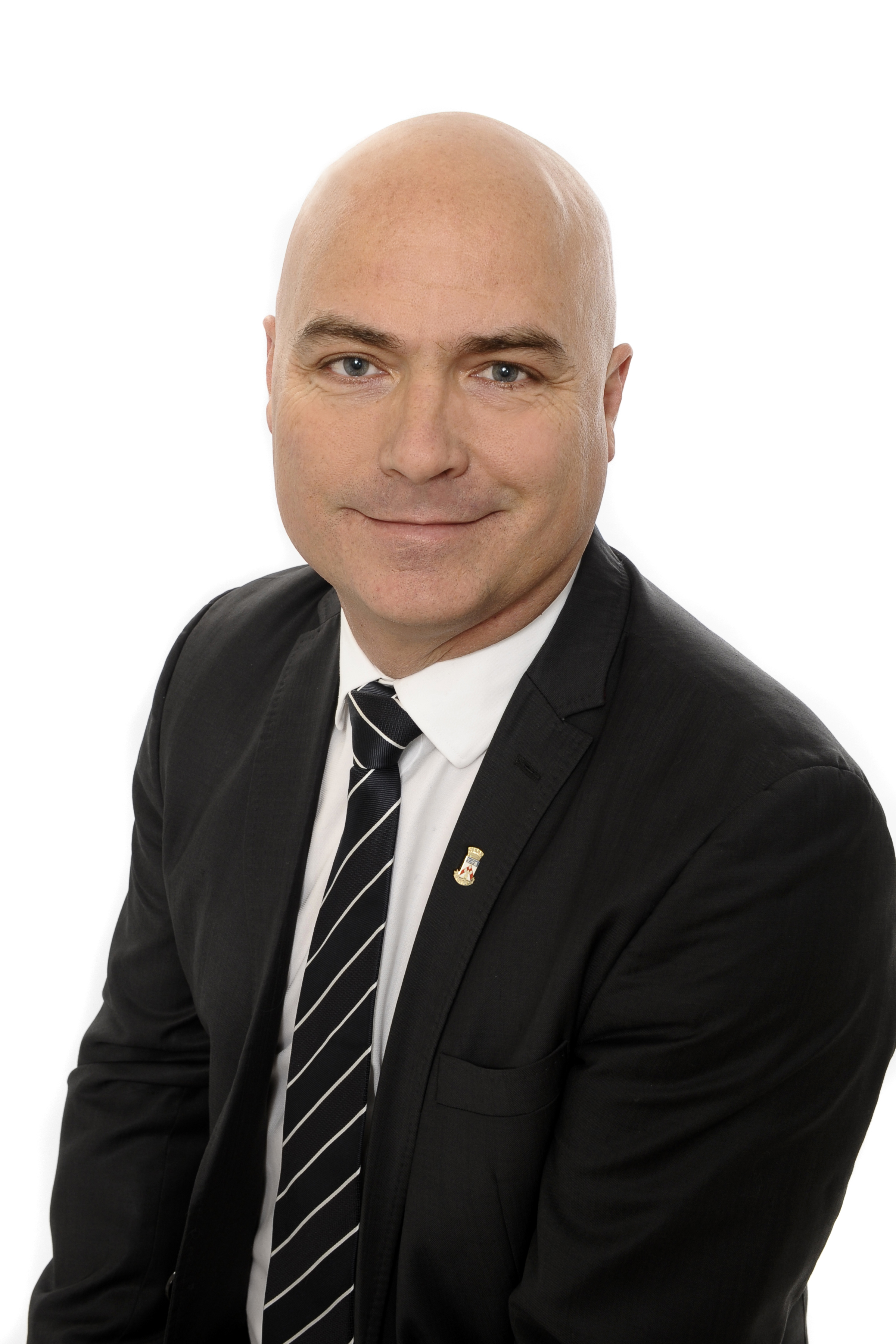 Mike Gendron - Councillor District 6