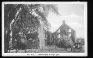 île Chevrefils Mill