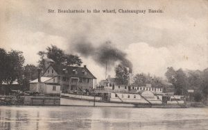Beauharnois Ferry