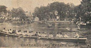 Rivière Chateauguay - Régates