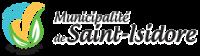 Logo de la municipalité de Saint-Isidore