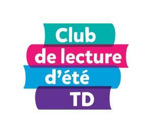 Logo club de lecture d'été TD