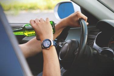 Photo - Alcool au volant