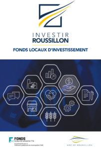 Logo for investir Roussillon