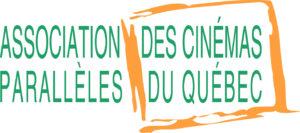 Association des cinémas parallèles du Québec logo