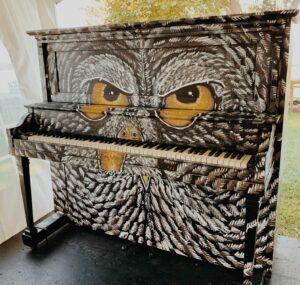 Piano public de L'Ile Saint-Bernard