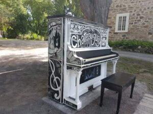 Piano public de la Maison LePailleur