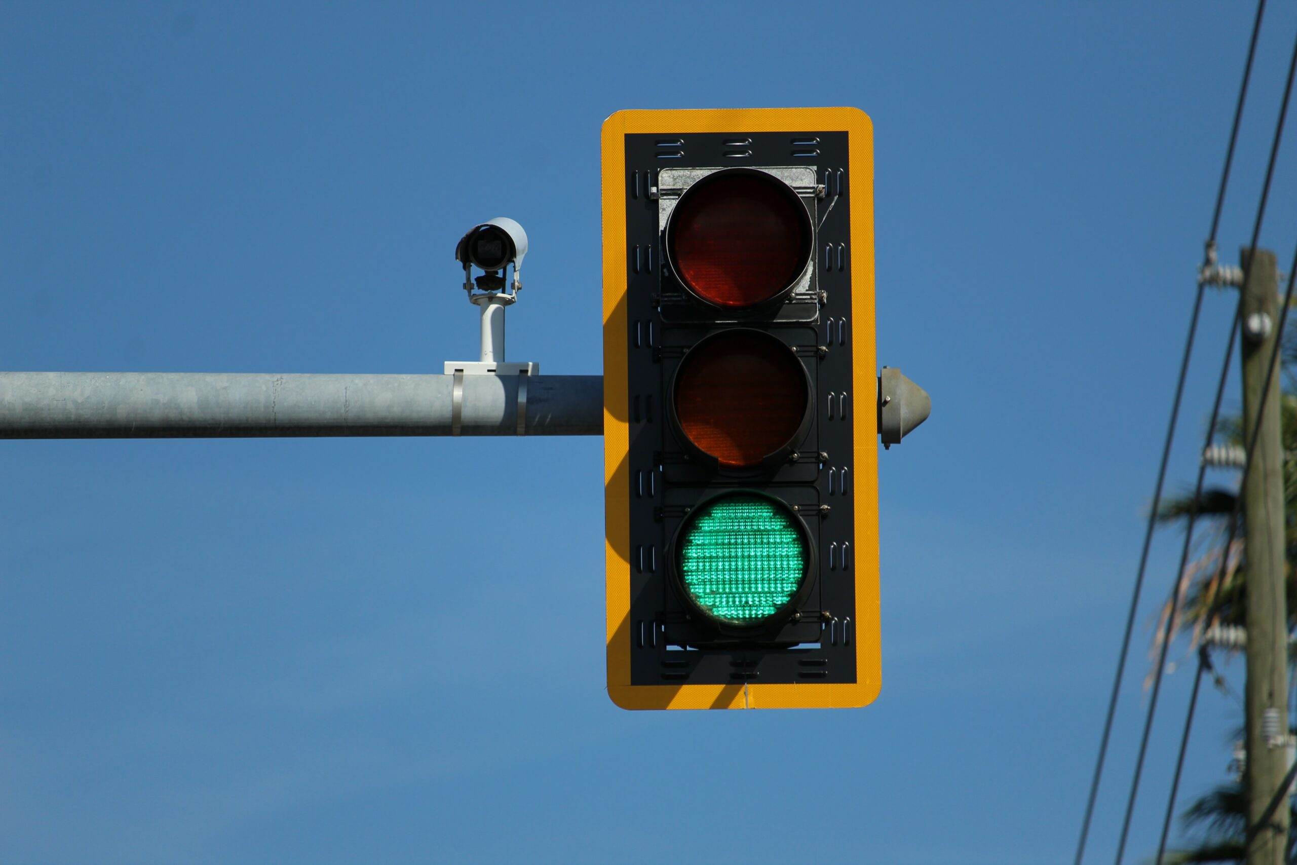 Lumière de circulation